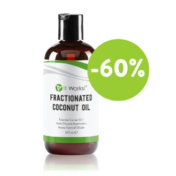 It Works! Fractionated Coconut Oil