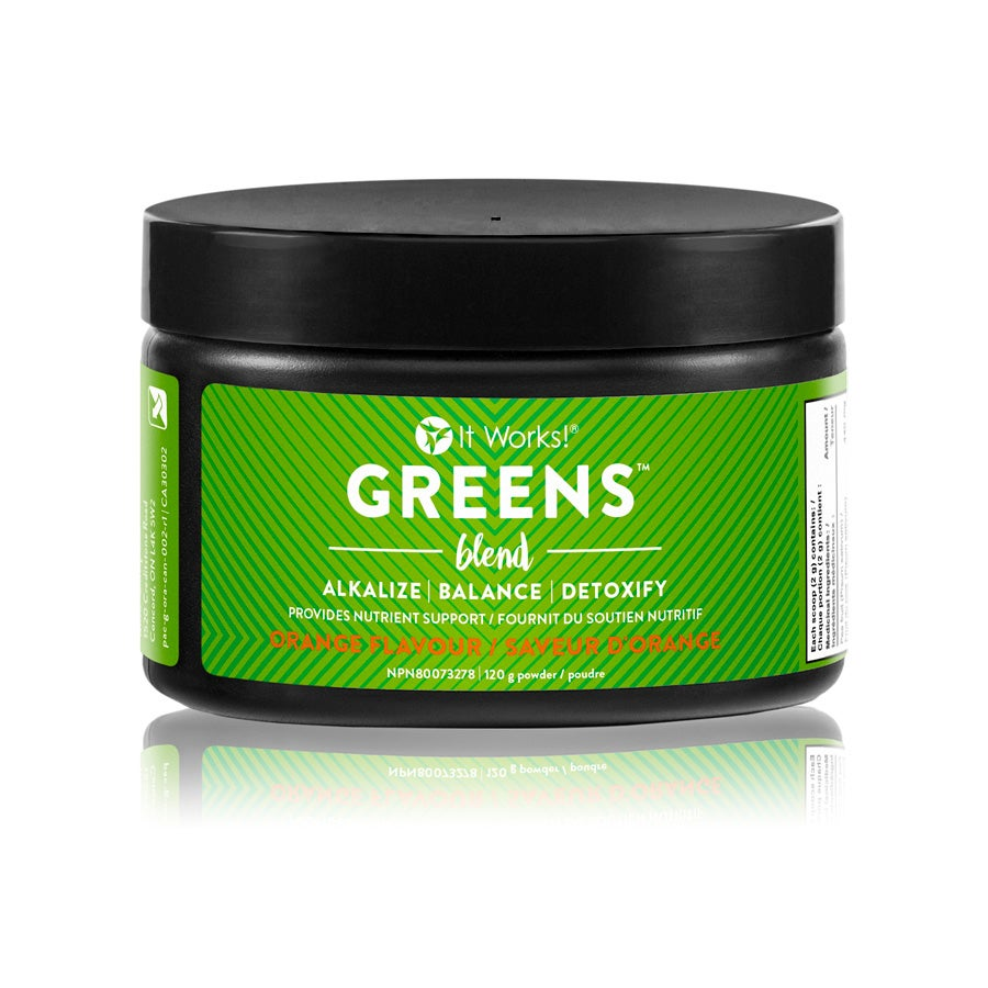 Greens™ Blend Orange Flavour