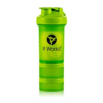 It Works! Blender Bottle