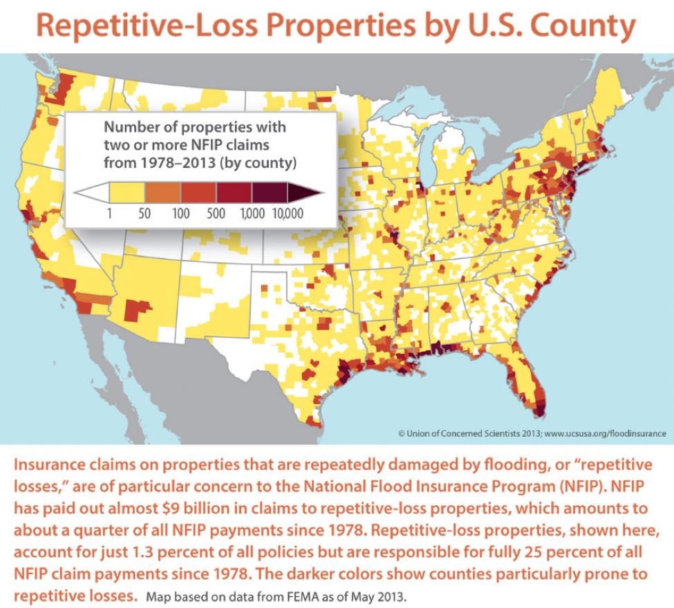 What Is The Fema Flood Insurance Rate Map Trusted Choice - Map-of-flooding-in-us