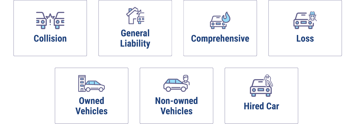What Does Commercial Vehicle Insurance Cover?