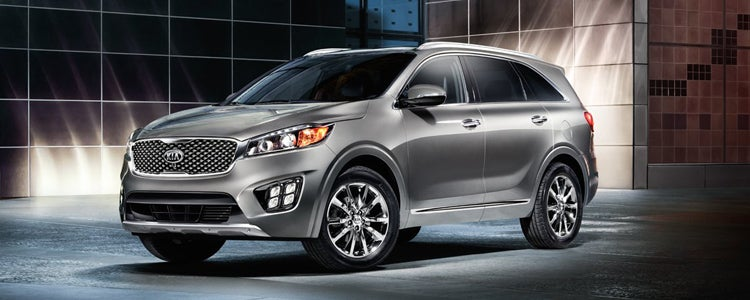 Kia Sorento. Kia Makes Practical And Affordable Vehicles ...
