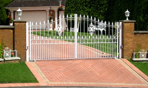 Residential Driveway Gates | Trusted Choice