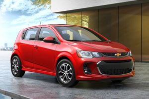 2013 chevrolet sonic owners manual