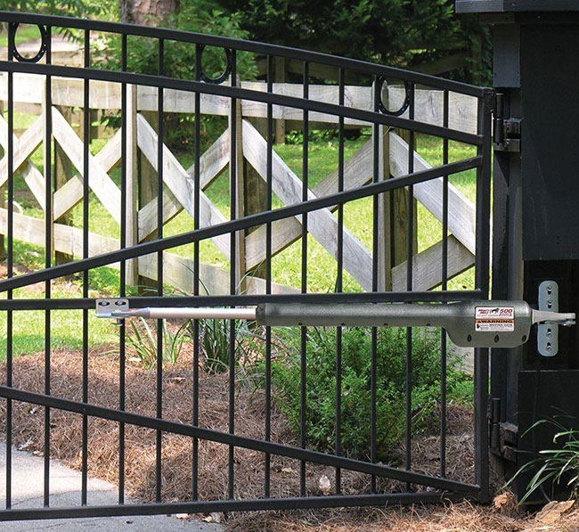 Residential Driveway Gates Trusted Choice