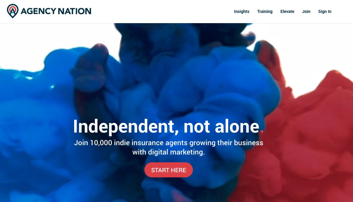 Agency Nation Website