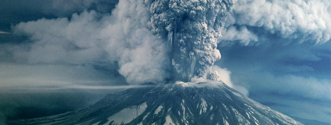Eruption of Mt. St. Helens | Insurance and Rebuilding | Trusted Choice