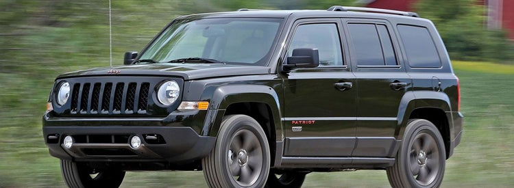 Insure Your Jeep, Get Educated | Trusted Choice