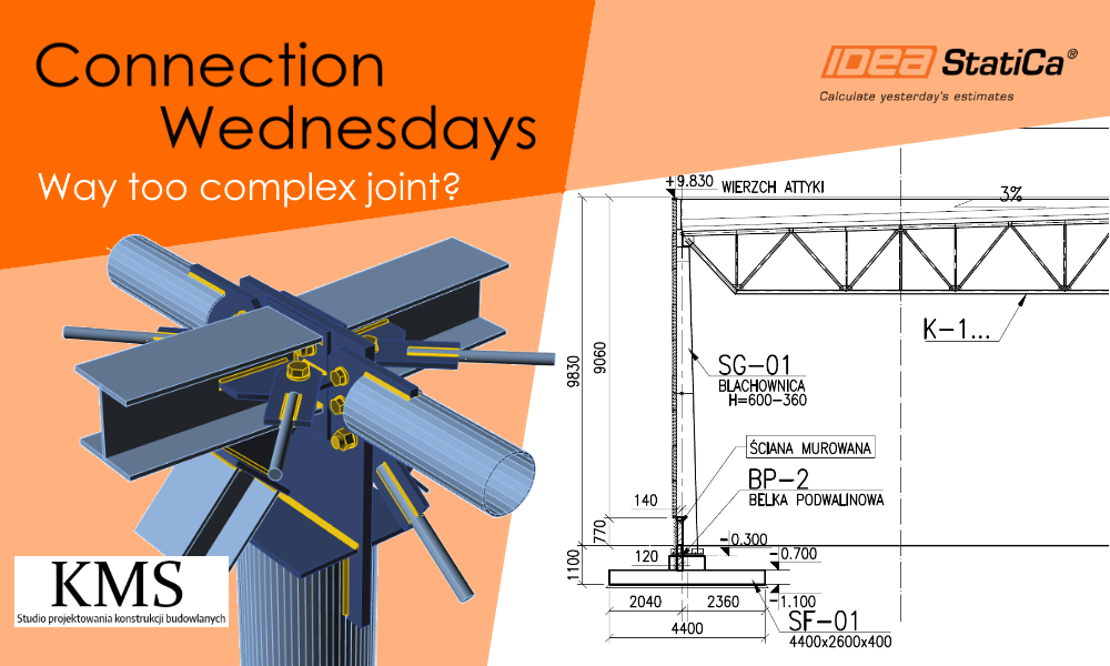 Connection Wednesdays – Way too complex joint?