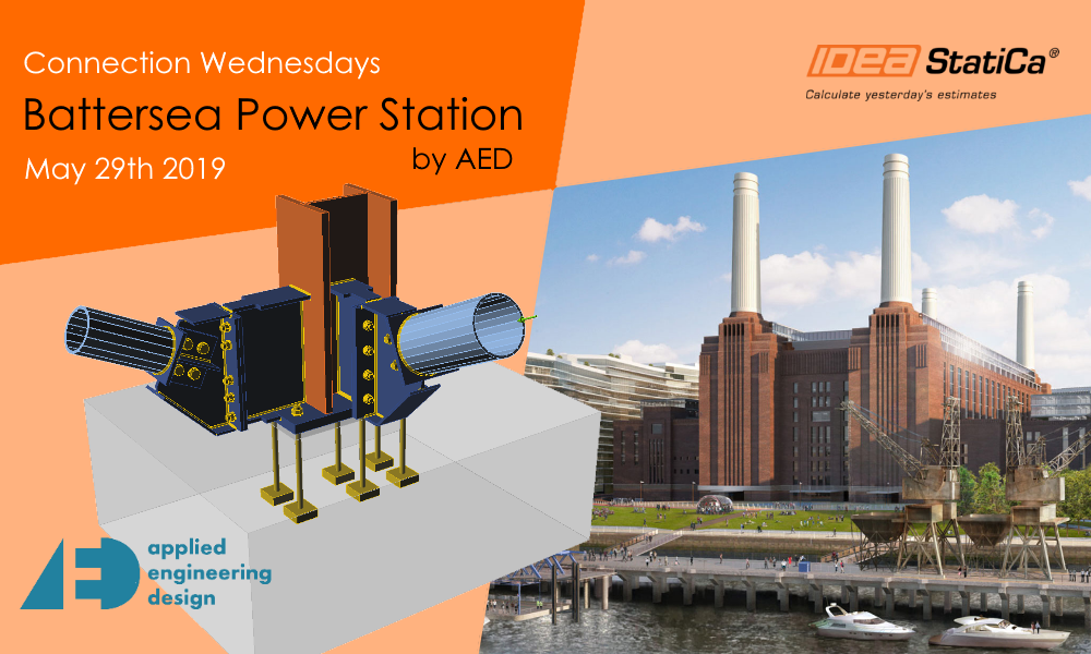 Connection Wednesdays – Battersea Power Station (London)