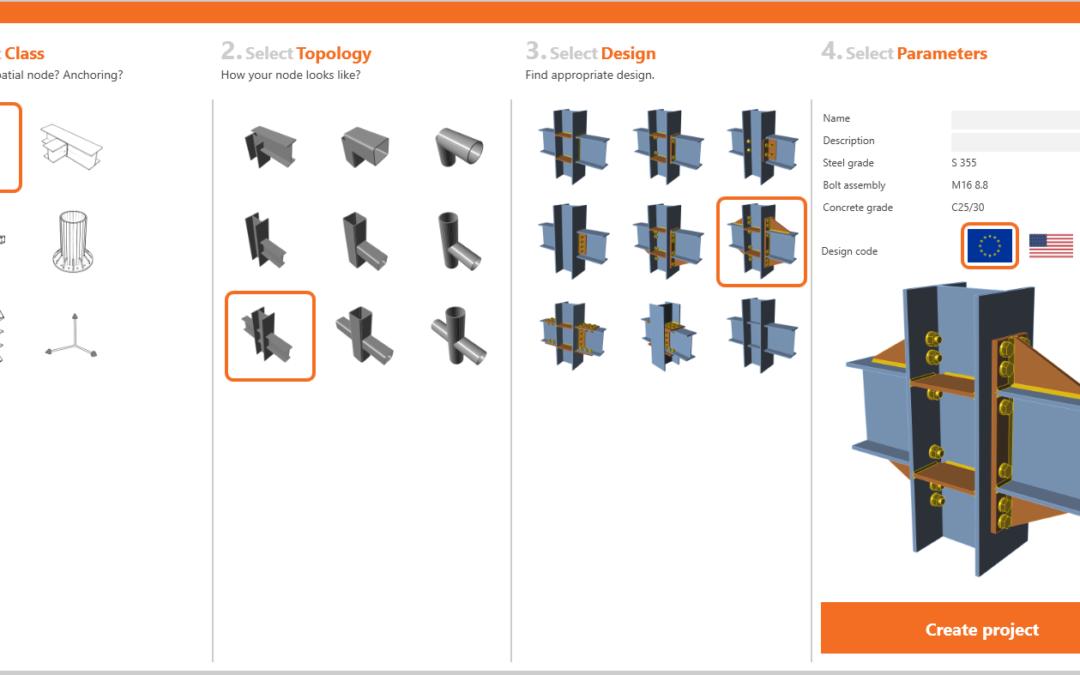 Co je nového v IDEA Statica 9.0 Steel
