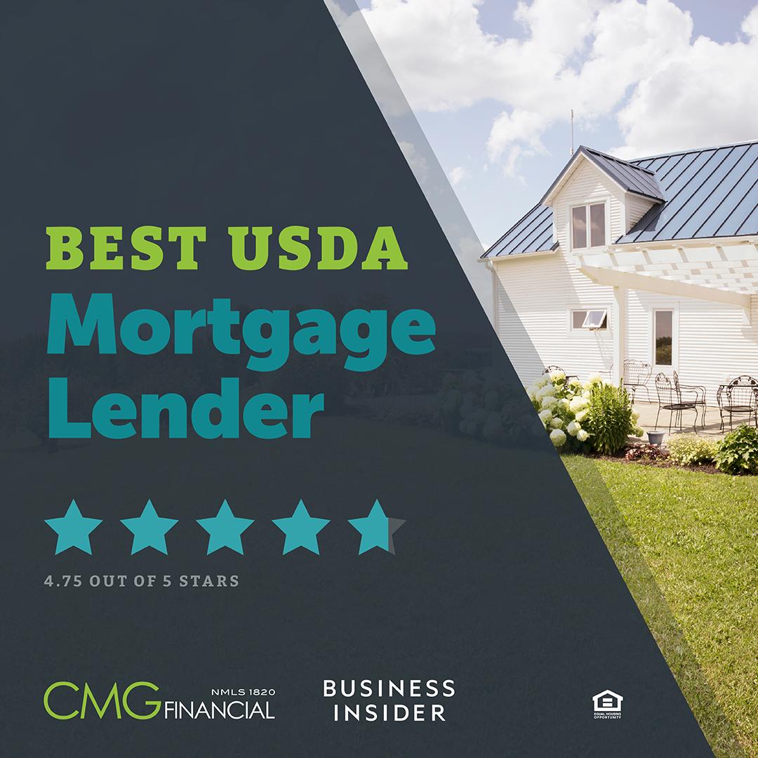 Best USDA Lender