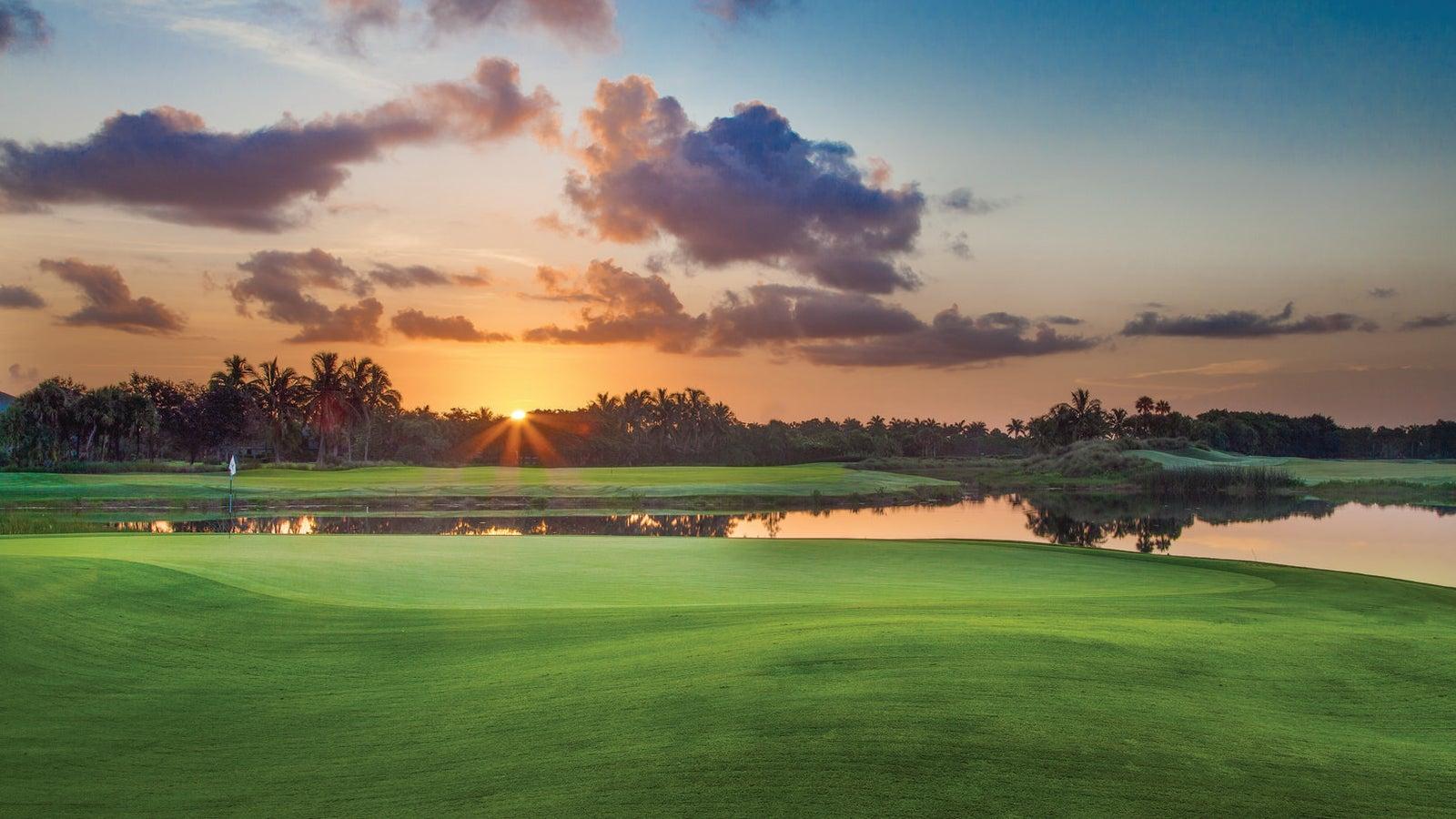 Golf at Fiddler's Creek in Naples Florida