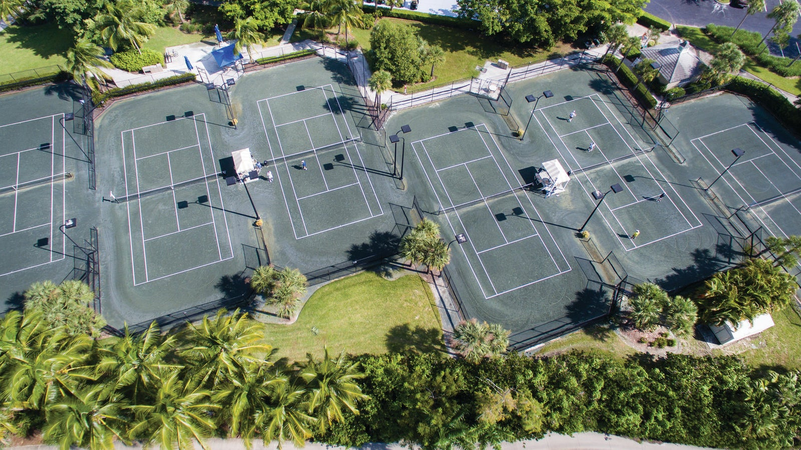 Tennis at Fiddler's Creek in Naples Florida
