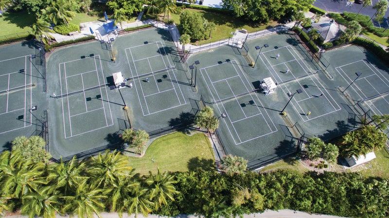 Tennis at Fiddler's Creek in Naples Florida