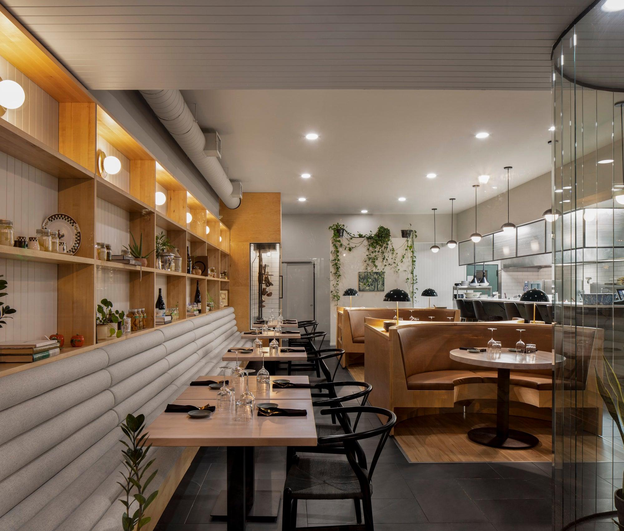 Arvida custom architectural furniture