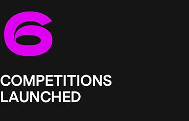 6 Competitions Launched
