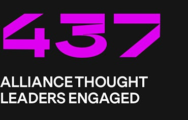 437 Alliance Thought Leaders Engaged
