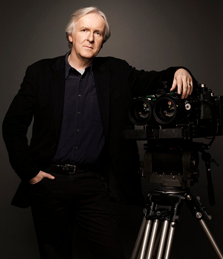 James Cameron: Our Board