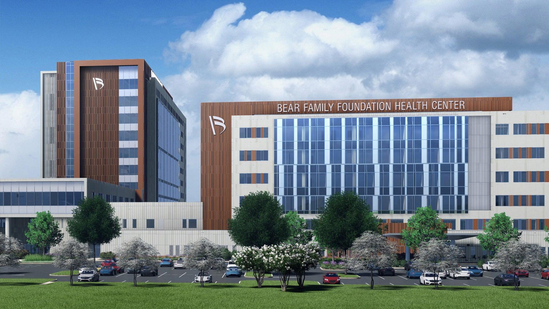 Bear Family Foundation Health Center