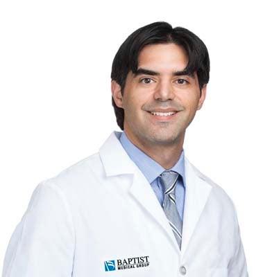 Baptist Medical Group Urologist Earns Board Certification