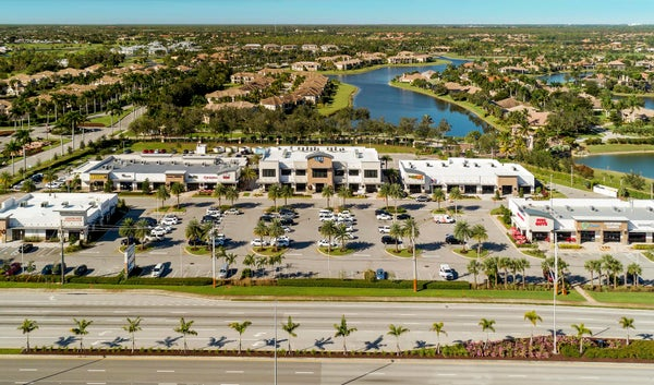 STOCK Plaza at Lely Resort in Naples Florida