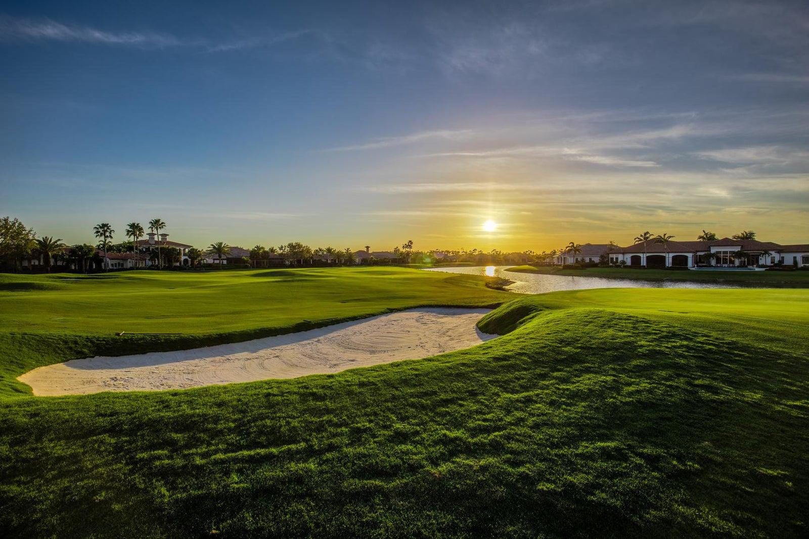 Golf at Quail West in Naples Florida