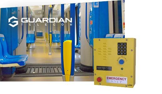 HDE-1200-V Guardian Telecom
