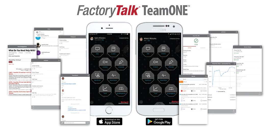 FactoryTalk TeamONE