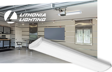 Lithonia Lighting LUMINAIRE SURFACE DEL