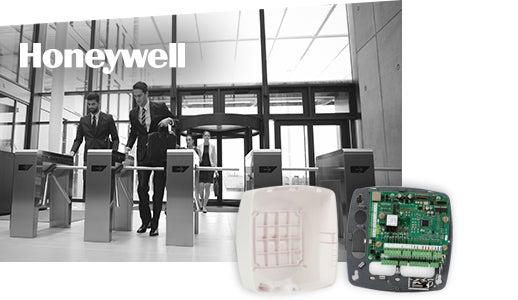 Contrôle d'accès Honeywell