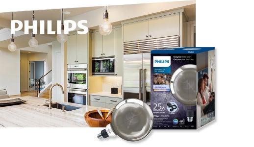 Ampoule moderne DEL de Philips