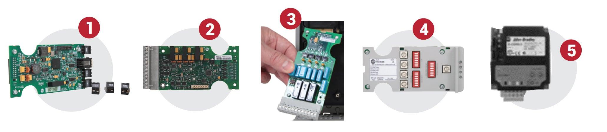 Option de module I/O