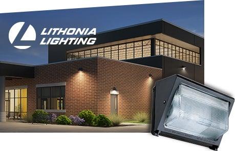 Lithonia Lighting APPLIQUE MURALE DEL