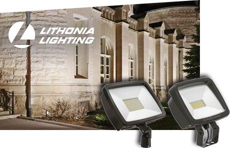 Lithonia Lighting PROJECTEUR DEL