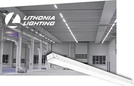 Lithonia Lighting LUMINAIRE RÉGLETTE DEL