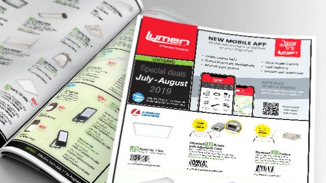 Quebec's largest distributor of electric equipment | Lumen