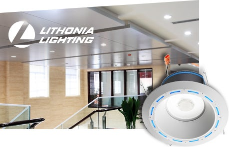 Lithonia Lighting LUMINAIRE ENCASTRÉ