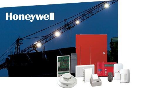 Intrusion feu et vol Honeywell