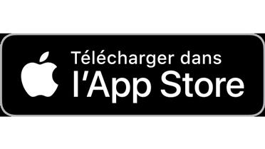 Téléchargez l'application mobile sur iOS