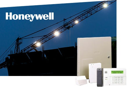 Intrusion gestion accès Honeywell