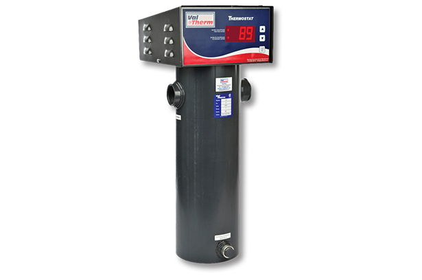 Valtherm Chauffe-eau à thermostat digital modèle C