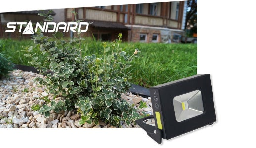 Projecteur DEL portatif de Standard