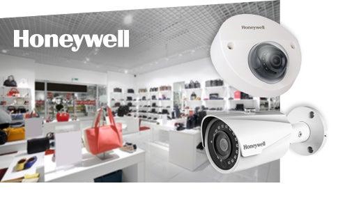 Caméras IP et NVR Honeywell