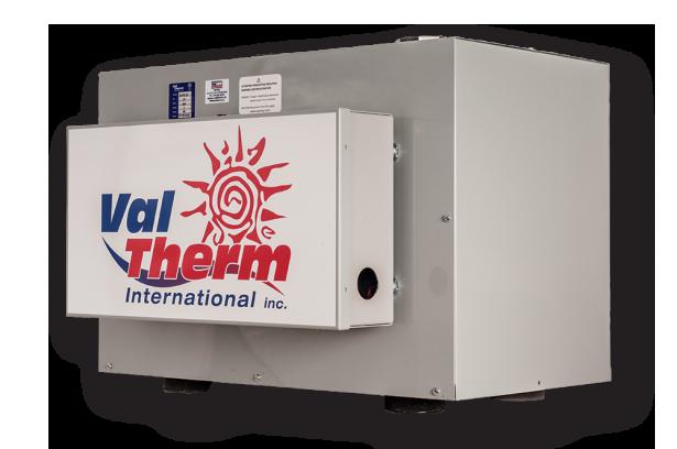 Valtherm Chauffe-eau à thermostat digital modèle B