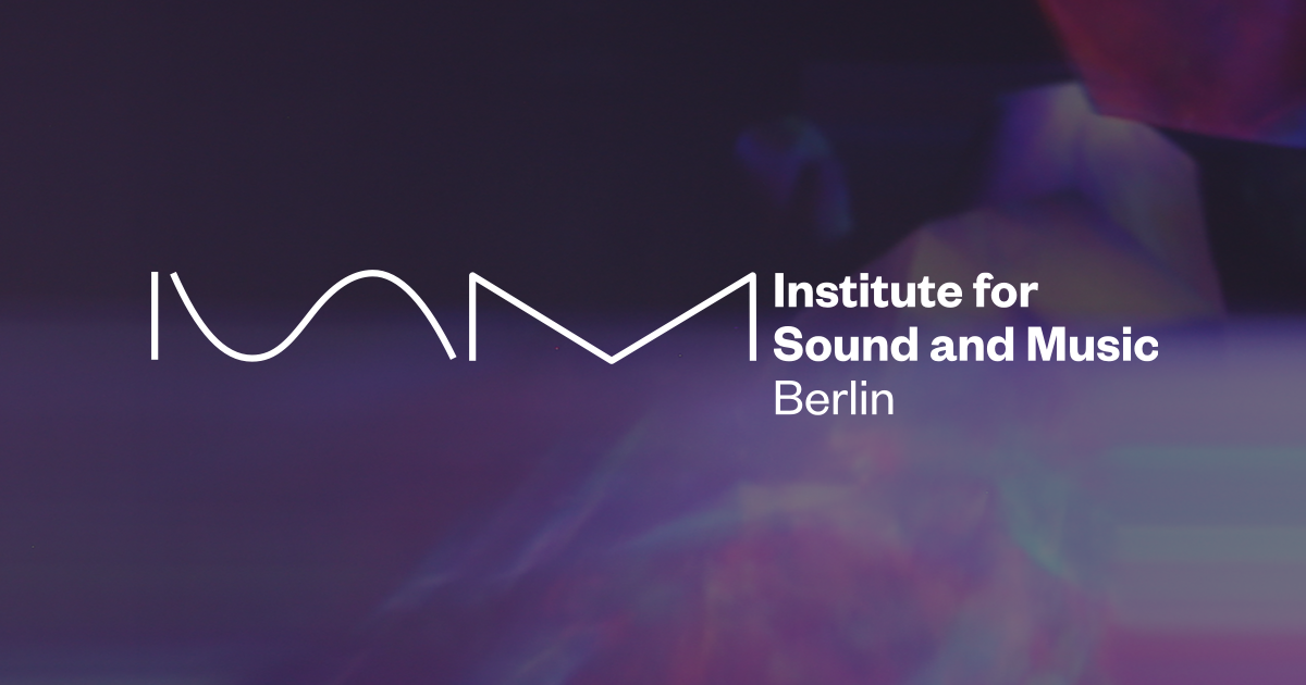 About - Institute for Sound & Music