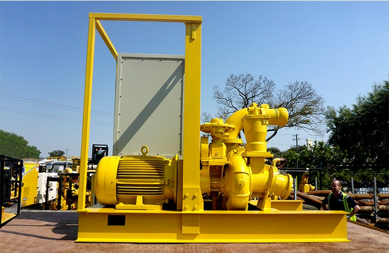 Water Pumps - Rental Solutions   Pumps United