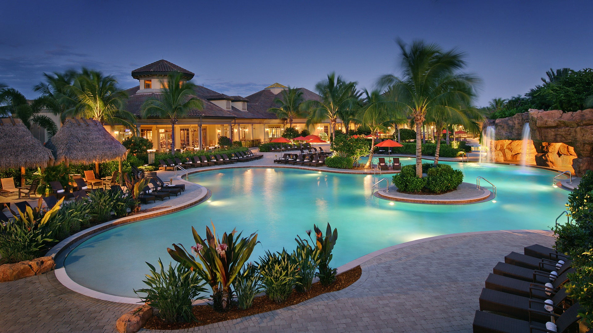 The Players Club & Spa in Lely Resort