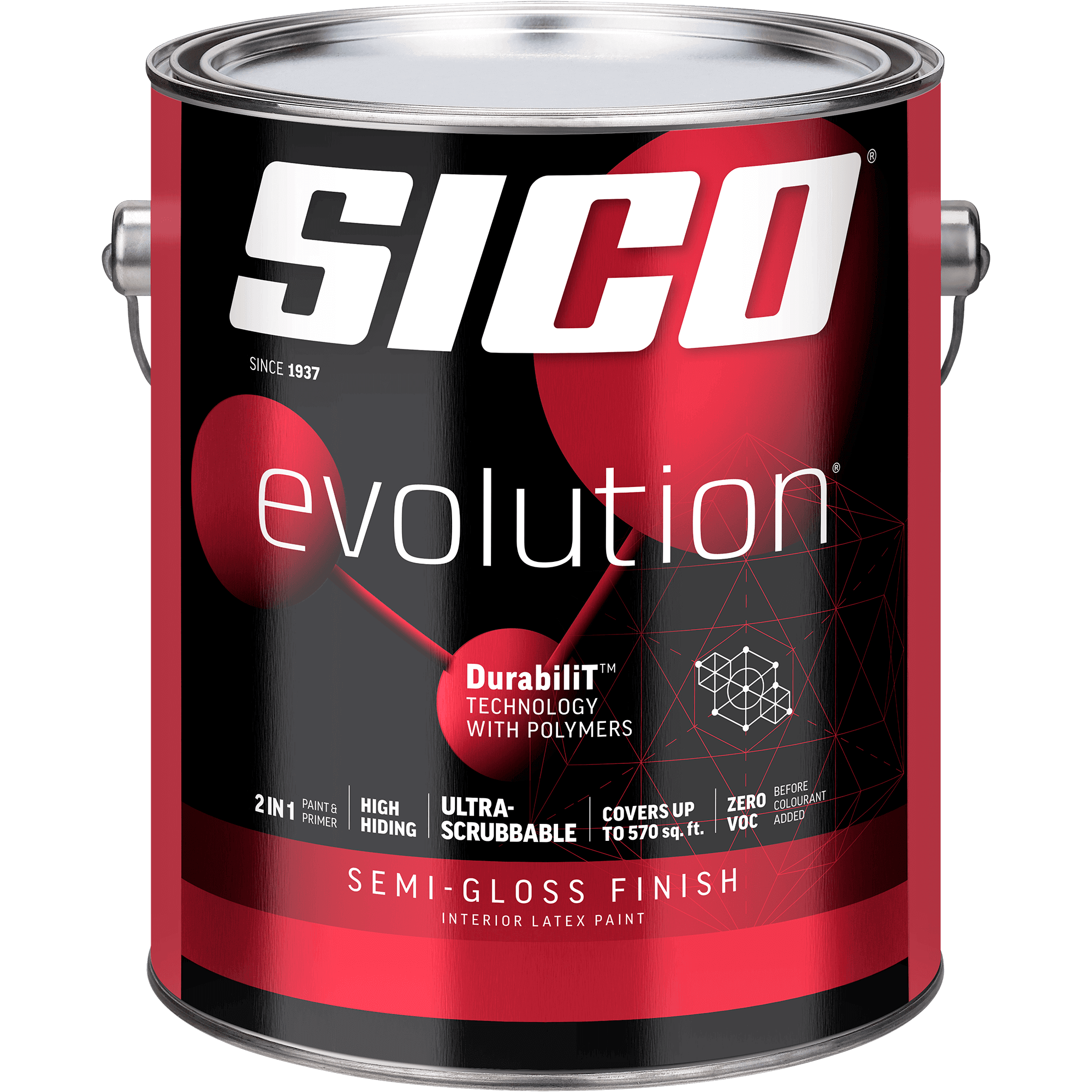 Sico Evolution Interior Paint