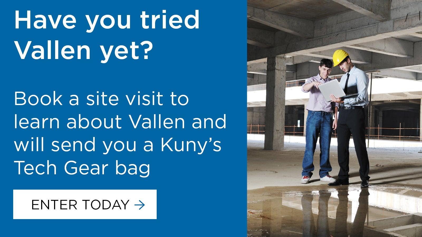 Vallen Has Everything Mechanical Contractors Need